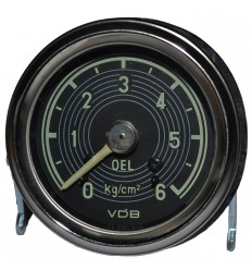 Oil Pressure Gauge - 190SL  - Reproduction