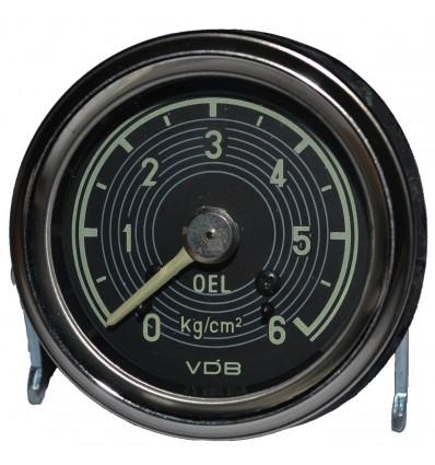Oil Pressure Gauge - 190SL  - Reproduction