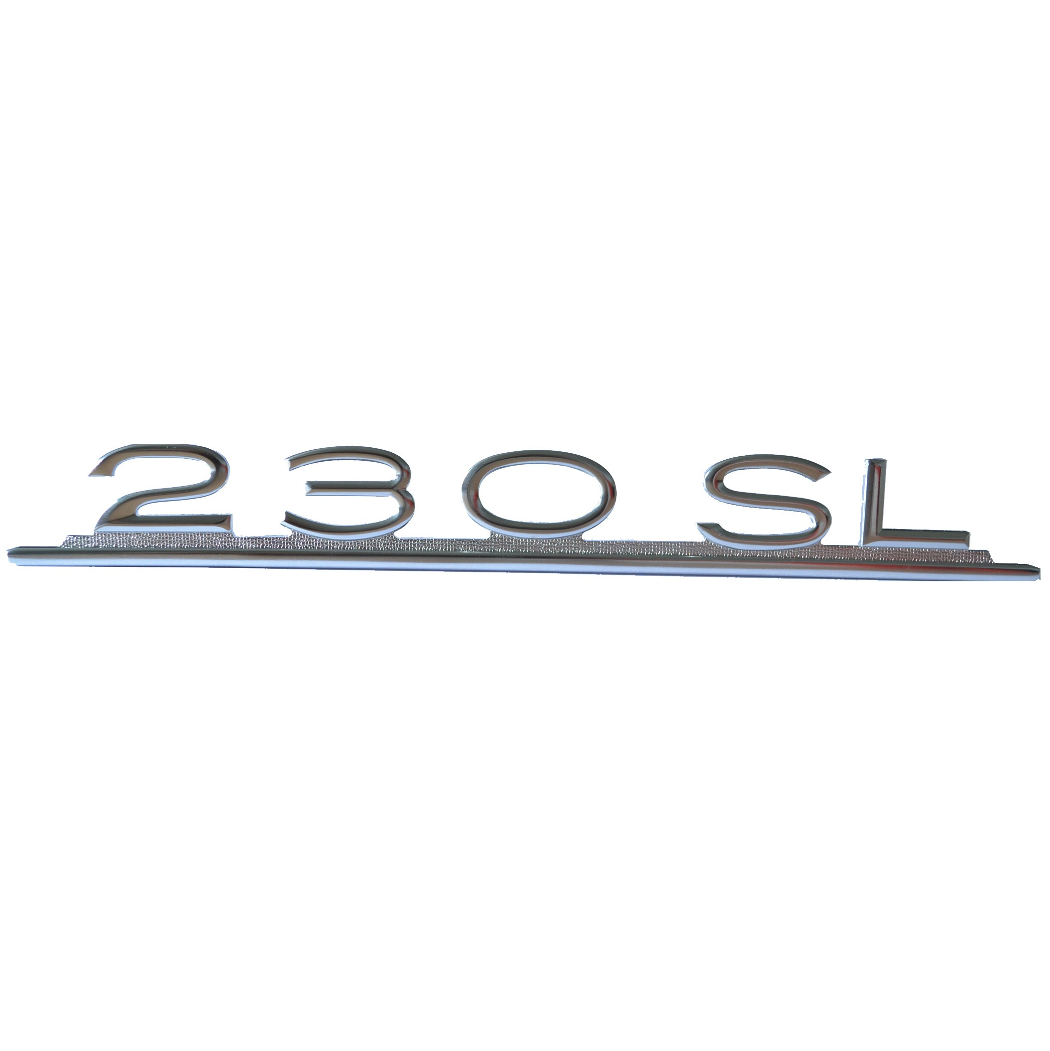 Model Emblem - Type Designation - 230 SL - 1138170315 - W113