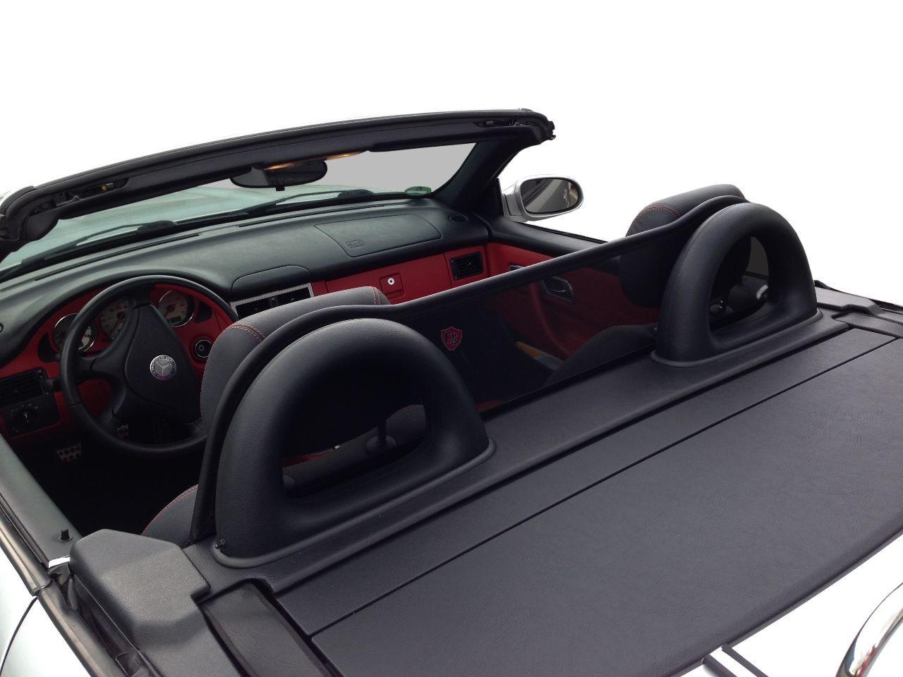 Custom Fit Cabrio Wind Deflector R170 Classic Mercedes Parts