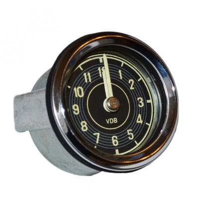 mercedes benz uhr mit quarzwerk clock klok for. Black Bedroom Furniture Sets. Home Design Ideas